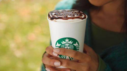 Free Starbucks coffee on your birthday