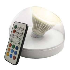 Moonlamp - 512 Colours, 1 Remote Control (Cheaper Alternative to Philips Livingcolor) - £35 @ Amazon
