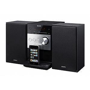 Sony Micro Hifi System with iPod Dock, CD & Radio - £24.50 @ Asda (Instore)