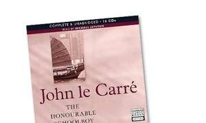 Free audiobook download: The Honourable Schoolboy by John le Carré