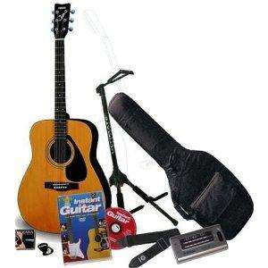 Yamaha F310 Acoustic Guitar Pro Pack £99.99 @ Amazon.