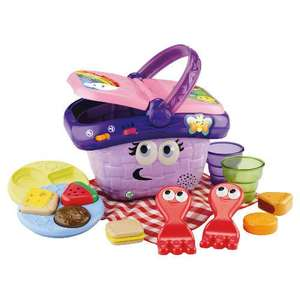 Leapfrog Shapes & Sharing Picnic Basket - £12.24 @ Tesco Direct