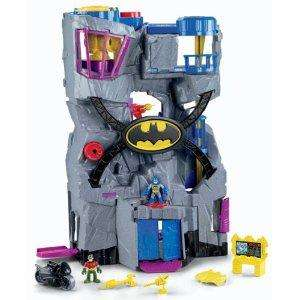 Fisher Price Boys Imaginext Bat Cave - £31.79 @ Amazon