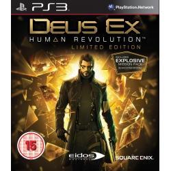 Deus Ex: Human Revolution (PS3) - £23.95 @ Playstation Rewards