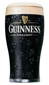 Free pint of Guinness on Arthur's Day  @O'Neill's Pubs