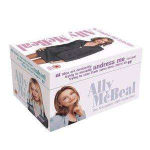 Ally McBeal - Season 1-5 [30 DVD Boxset] only £23.99 delivered @ Base / Priceminister
