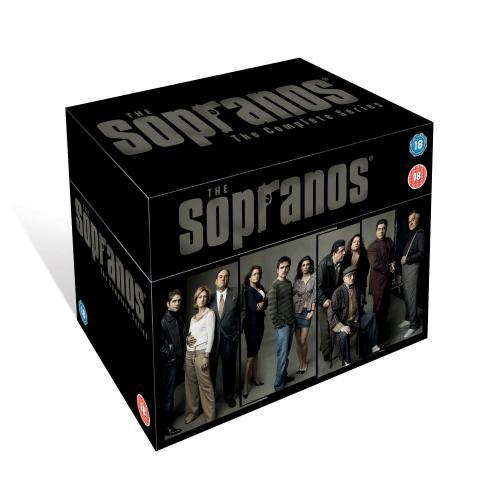The Sopranos Season 1 - 6 Complete Boxset - £49 @ HMV (Instore) (Arndale Centre)