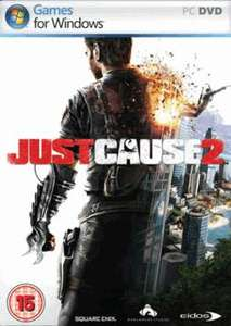 Just Cause 2 FREE on STEAM via Gamestation with code