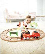 Half Price HappyLand Country Train Set with Free Country Station - £19.00 at The Early Learning Centre in-store and online