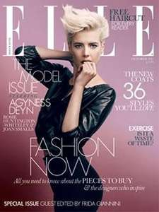 FREE Haircut & Blow Dry @ the hair group when you buy Elle mag (£3.80)