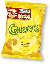 Walkers Quavers pack of 18!! Only £1.08!!! @ Tesco