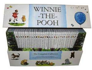 Winnie The Pooh Book Collection - 30 Books – £20 @ The Book People