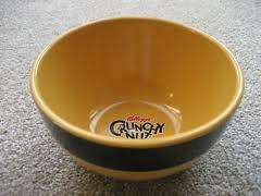 Kelloggs Crunchy Nut Cereal Bowl Promotion Free @ Robbs of Hexham (instore only)
