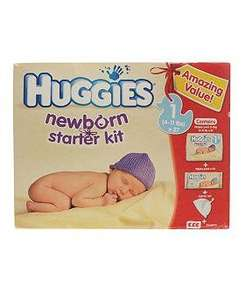 FREE huggies starter pack WORTH 5 pound @ Asda Baby Club