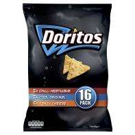 Doritos Multi pack (16) - Asda £2
