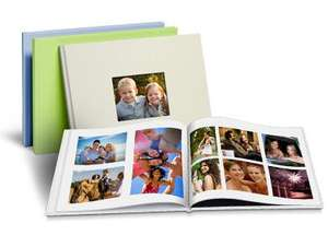 Boots A4 Classic Photobook with 100 pages for £14.16  @ Boots