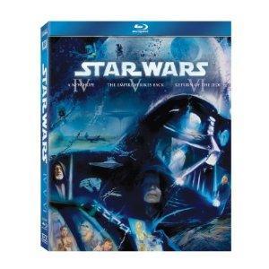 Starwars Original Trilogy (Blu-ray) - £23.99 @ eBay Rare Music & Games Outlet