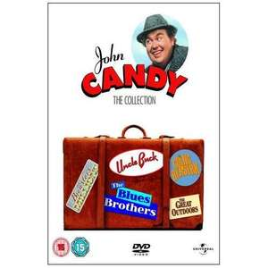 The John Candy Collection DVD Box Set - £5.99 @ Play