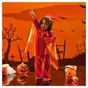 Halloween Toddler Devil Costume (18/24 Months) - £7 (More Costumes in 1st post / diff sizes) @  eBay Tesco Outlet
