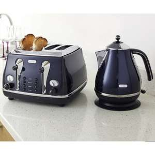 DeLonghi Icona Kettle & Toaster. MEGA PRICE - Only £74.99 @ Lakeland