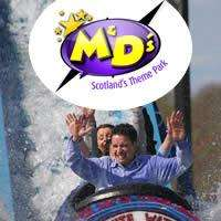 Up to 50% off Unlimited Wristbands at M&Ds Theme Park - £8.25 @ Groupon