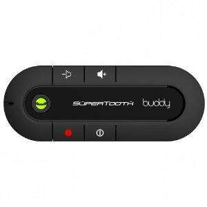SuperTooth Buddy Handsfree Bluetooth Visor Car Kit - £26.49 @ Amazon