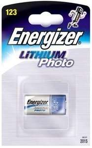 Energizer Lithium Photo Battery - CR123A - 20p @ Tesco (Instore)