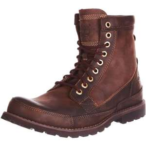 "Mens Timberland Earthkeepers Original 6"" Boots - £56.24 (Using Code) @ Javari"