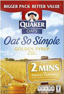 Oats So Simple 2 x 567g packs - Costco Instore - £1.97