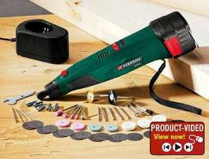 Cordless Multi-Grinder from Lidl with 3 year manufacturer's warranty