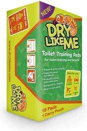 Dry Like Me Training Pads Sainsbury's £2.32