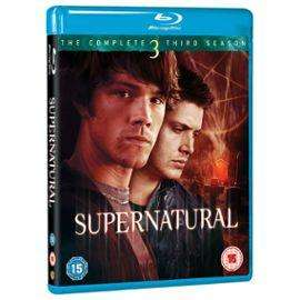 Supernatural: Season 3 (3 Discs) (Blu-ray) Boxset £7.93 delivered @ Gzoop/Priceminister