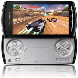 Sim Free Sony Ericsson Xperia Play - £189.95 @ Mobile Fun