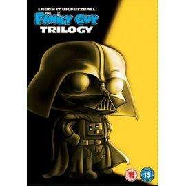 Family Guy Star Wars Trilogy - Laugh It Up Fuzzball - Box Set DVD £13.99 at Gzoop on Priceminister