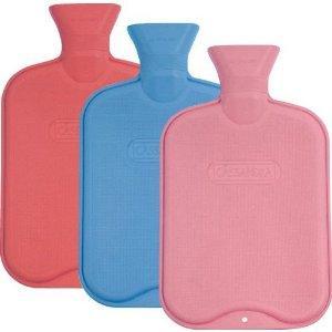 Cassandra Hot Water Bottle Plain - Colour Varies -  £1.96 delivered at amazon uk