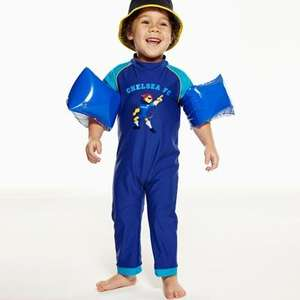 Chelsea megastore have Boys swimsuits 0m-5yrs. Was £21.99 Now £2.00 + delivery