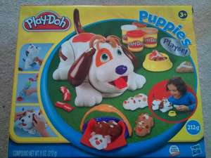 Playdoh Puppies Playset - £1.40 @ Tesco (Instore)