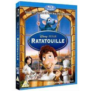 Ratatouille [Blu-ray] - £6.79 Delivered @ Price Minister / Gzoop