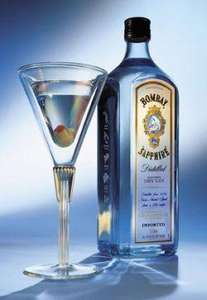 1L Bombay Sapphire Gin for £19.97 Instore at Morrisons (£5 off) or a little as £16.67 with a voucher!
