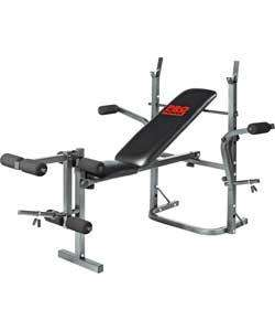 PRO POWER MULTI-USE WORKOUT BENCH AND FLY £24.98 Deliverd@Argos/Ebay