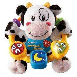 VTech Moosical Beads Cow only £6.97 + free delivery to local store @ Tesco Direct
