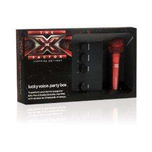 The X Factor Lucky Voice Party Box - Gear 4 - £7.99 Delivered @ Priceminister/Gzoop