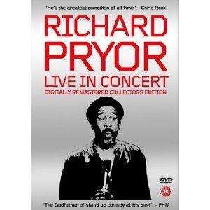 Richard Pryor - Live in concert [DVD] (Digitally Remastered Collectors Edition) £2.49 delivered @ Play