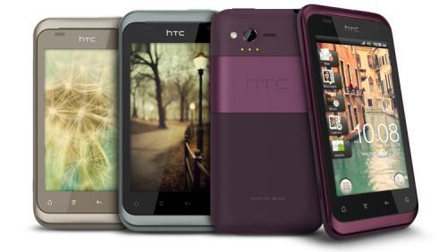 HTC Rhyme (Pre-order) - £249.99 @ Digital Phone
