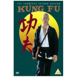Kung Fu - The Complete Second Season [Box Set] [DVD] - £8.51 @ PriceMinister/Gzoop