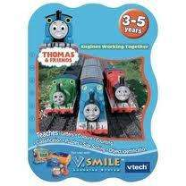 Thomas the Tank Egine V-Smile Game - £2.00 @ Tesco (Instore)