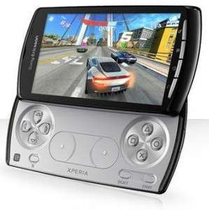 Sony Ericsson Xperia Play PAYG on t-mobile £ 154.99 @ Chitter Chatter