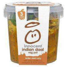 Innocent Veg Pots 380g @ Tesco  ONLY 39p with coupon (normally £3.79)