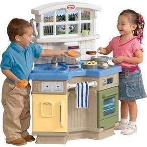 Little Tikes Side By Side Kitchen - Now £49.99 delivered @ Toys R Us