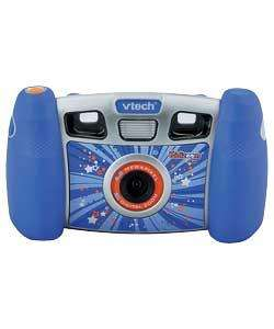VTech Kidizoom Plus Multimedia Kids Digital Camera - Blue £27.99 from £44.99 @ Argos